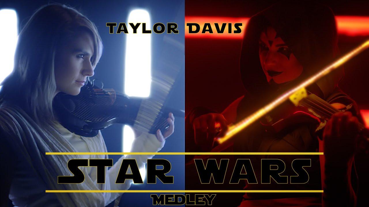 Star Wars Medley Cover por Taylor Davis