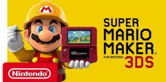 Tráiler de presentación de Super Mario Maker para Nintendo 3DS