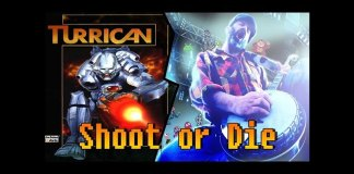 Turrican Shoot or Die cover interpretado por BanjoGuyOllie