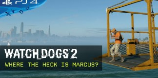 Watch Dogs 2 Where the heck is Marcus