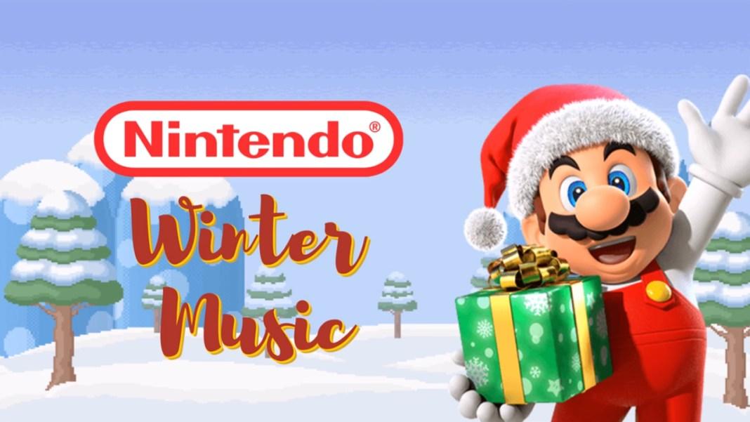 70 Minutos de Música Navideña y de Nintendo