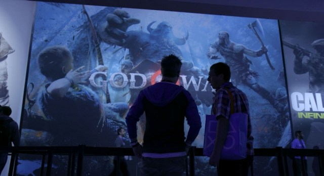 Makers and Gamers episodio de God of War