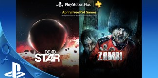 PlayStation Plus de abril de 2016