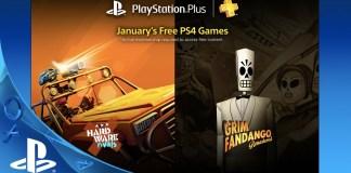 PlayStation Plus de Enero de 2016