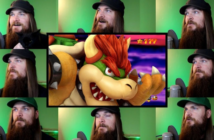 Super Mario 64 Koopa's Road Acapella