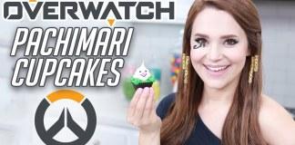 Cupcakes de Pachimari de Overwatch