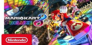 Mario Kart 8 Deluxe saldrá para Switch el 28 de abril