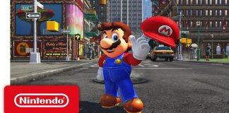 Nintendo anuncia Super Mario Odyssey para navidad 2017