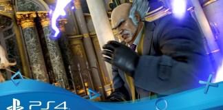trailer de Tekken 7 Rage and Sorrow