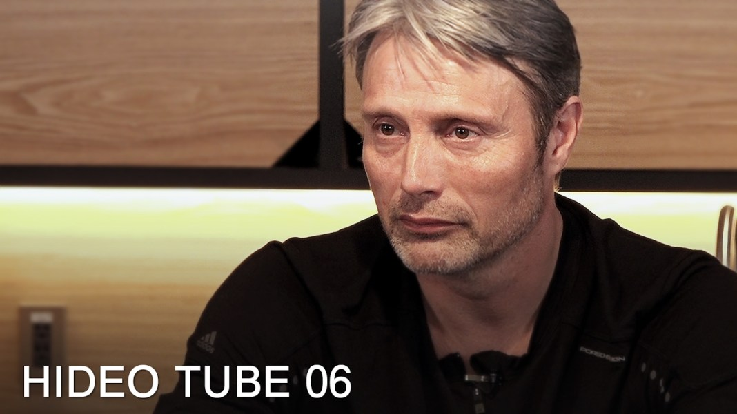 Hideo Tube Episodio 6 el Tesoro nacional de Dinamarca Mads Mikkelsen