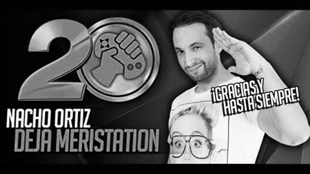 Nacho Ortiz deja MeriStation