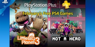 PlayStation Plus de febrero de 2017