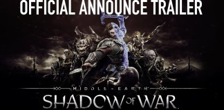 Primer trailer de Middle-earth Shadow of War™