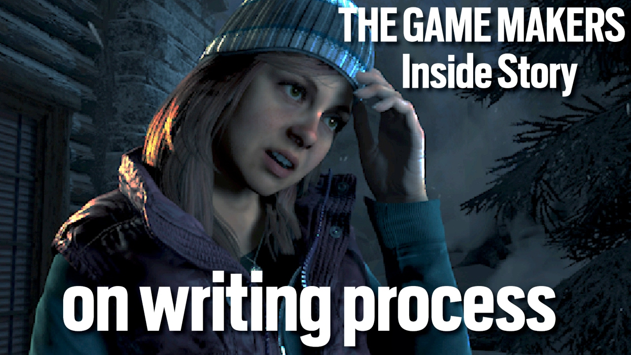 The Game Makers Inside Story el proceso de escritura episodio 02
