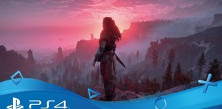 Horizon Zero Dawn Trailer de lanzamiento PS4