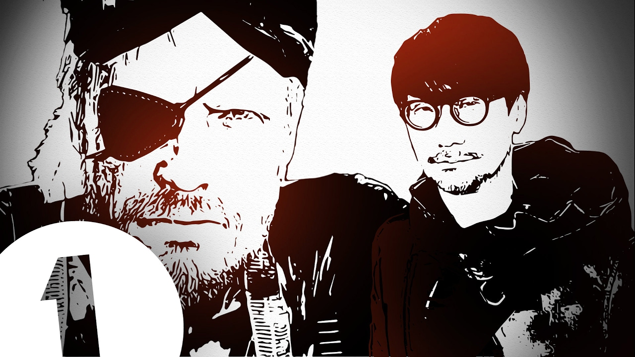 The Metal Gear Man Hideo Kojima
