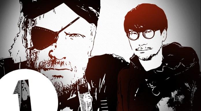The Metal Gear Man Hideo Kojima