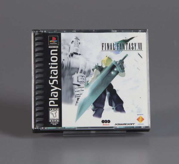Final Fantasy VII 1997