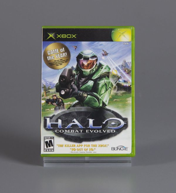 Halo Combat Evolved 2001