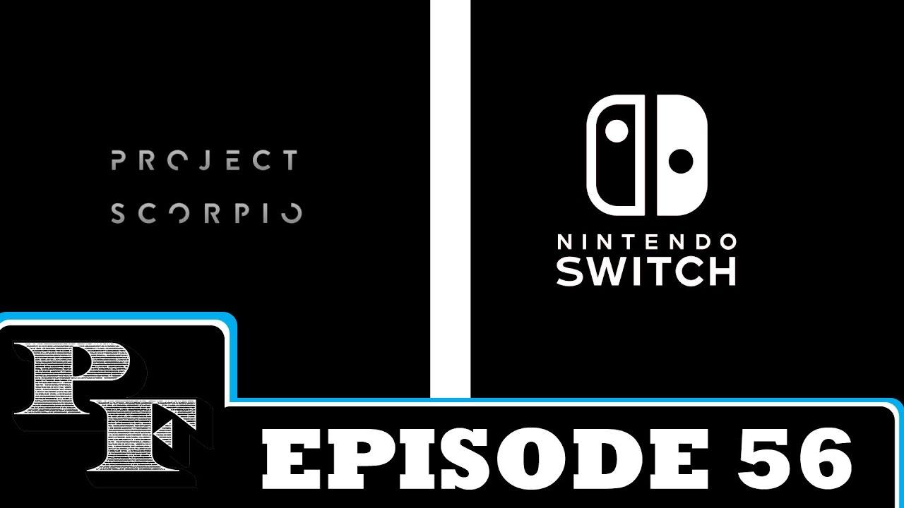 Pachter Factor Episodio 56 Switch vs Scorpio