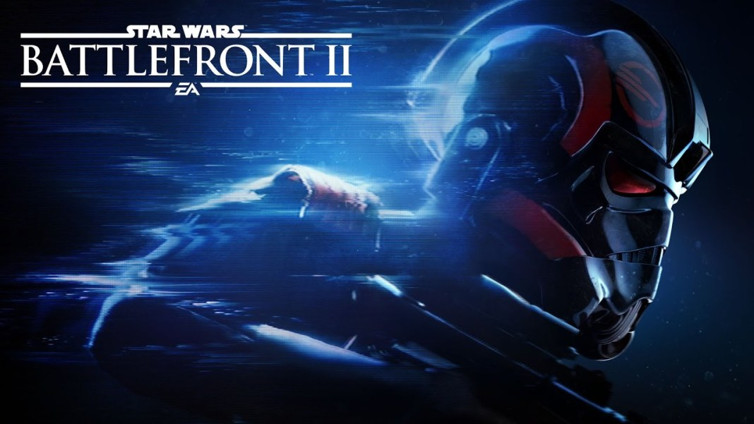 Trailer de Star Wars Battlefront II