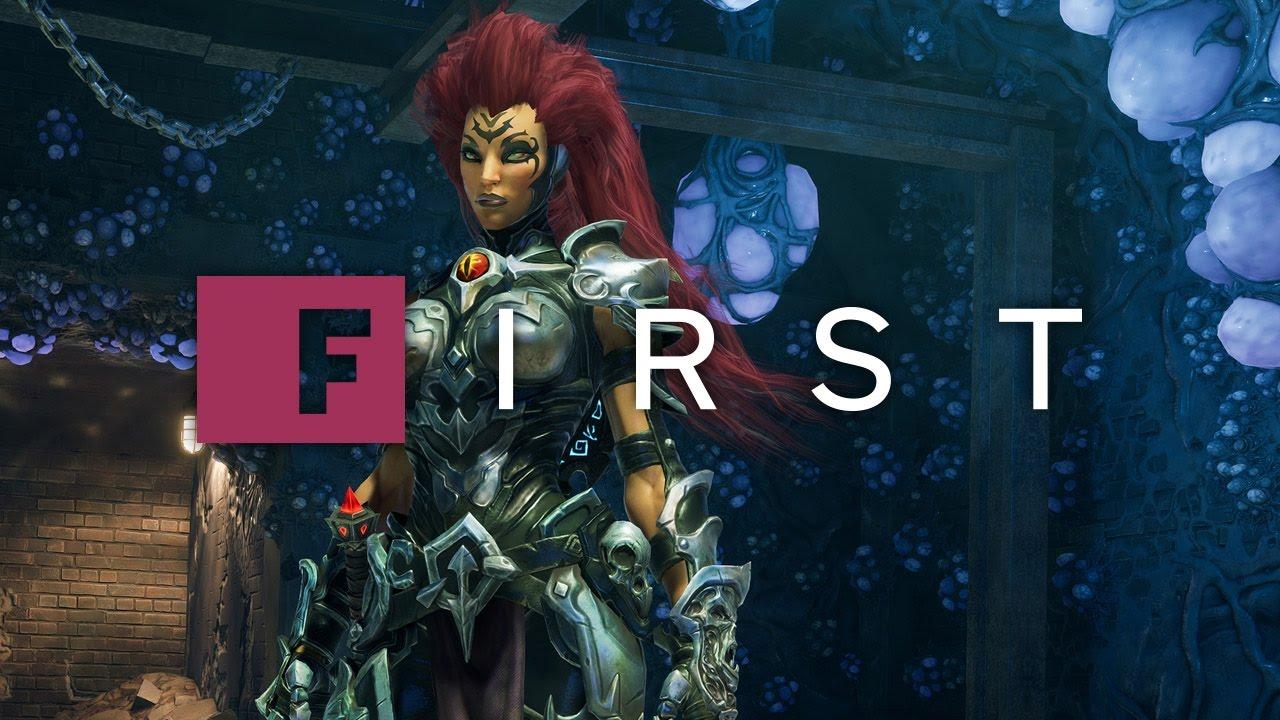 IGN revela el Gameplay de Darksiders 3
