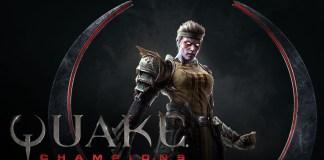 Quake Champions Tráiler de campeón Galena