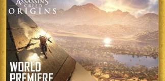 Assassin's Creed Origins luce impresionante
