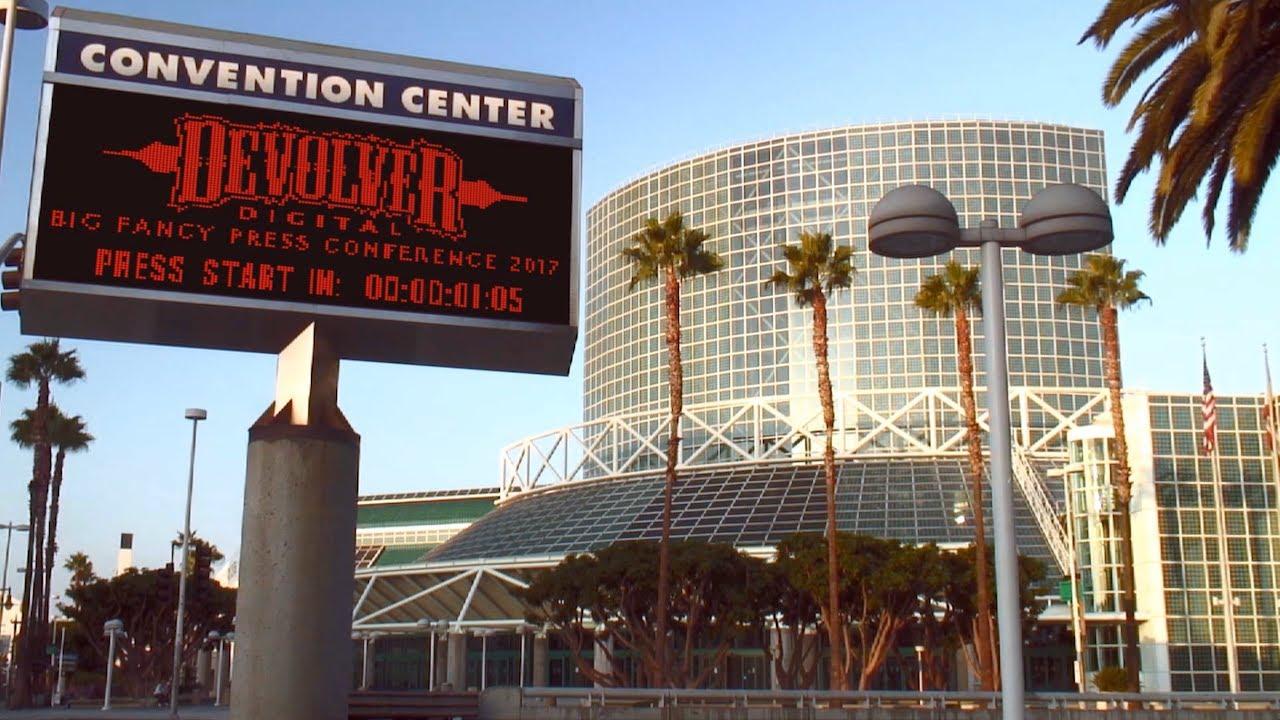 Conferencia Devolver Digital en E3 2017