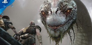 God of War Be A Warrior es el trailer que se presento en la conferencia de PlayStation