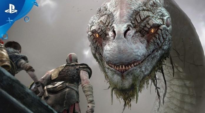 God of War Be A Warrior es el trailer que se presento en la conferencia de PlayStation