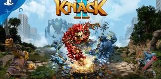 Knack 2 Trailer para E3 2017