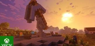 Minecraft en 4K y con Crossplay