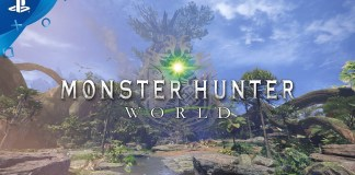 Monster Hunter World llegará a PS4