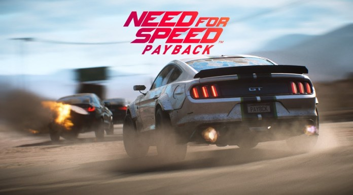 Need for Speed Payback se muestra con nuevo trailer