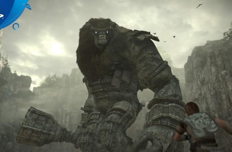 Shadow of the Colossus regresa con versión remasterizada