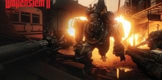 Wolfenstein 2 The New Colossus anunciado en conferencia de Bethesda