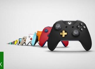 Xbox Design Lab haz de tu control de Xbox uno en mil millones