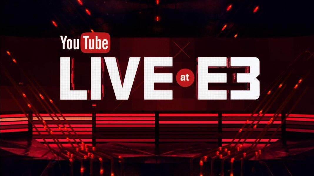 YouTube Live at E3 Día 2 Conferencia de PlayStation y Ubisoft