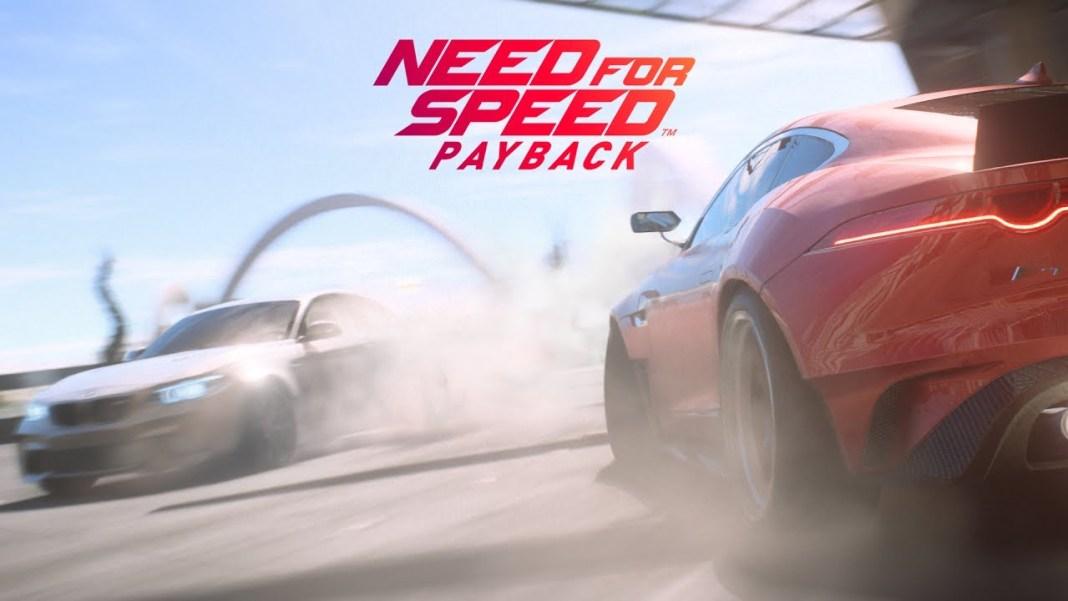 Need for Speed Payback Trailer de personalización
