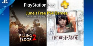 PlayStation Plus de junio de 2017