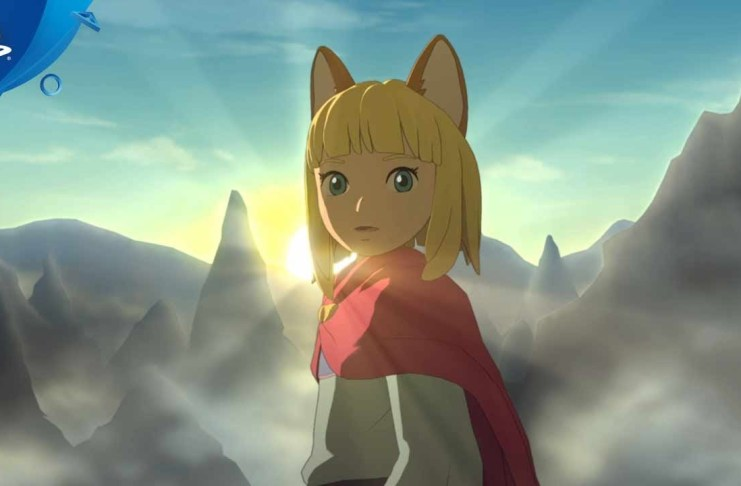 Ni no Kuni II Revenant Kingdom - Gamescom Trailer