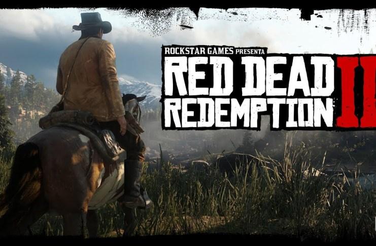 Nuevo trailer de Red Dead Redeption II
