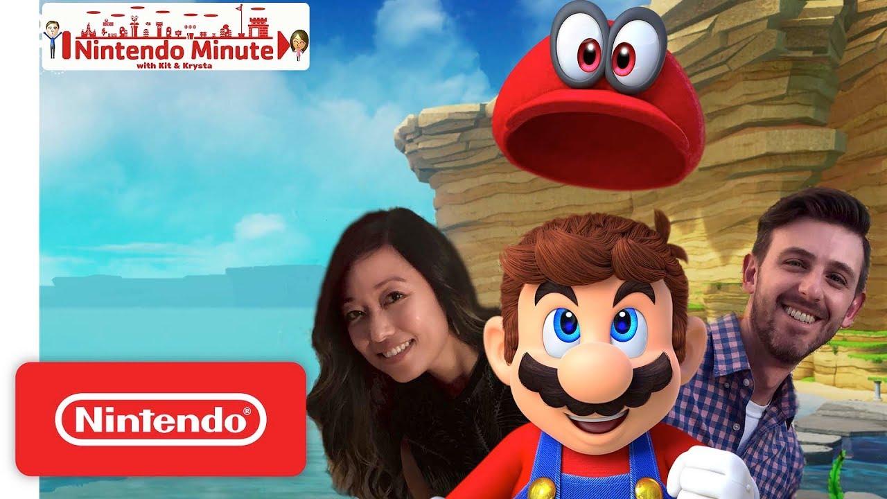 Super Mario Odyssey Seaside Kingdom Game Play
