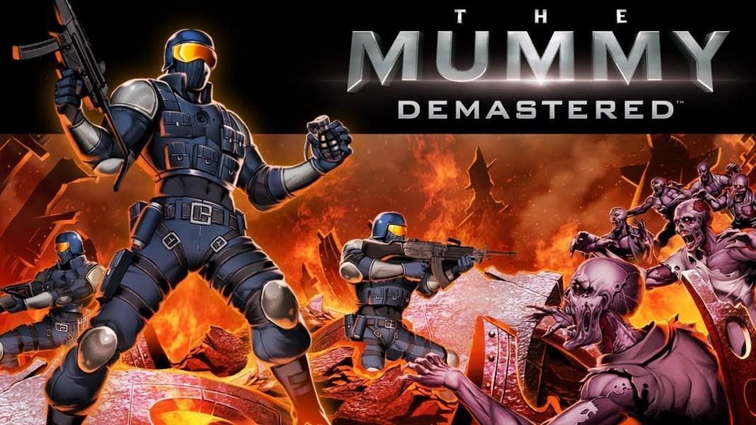 El teaser trailer del juego The Mummy Demastered luce genial