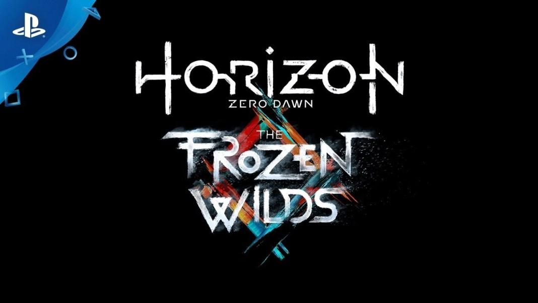 Esto es lo que se mostró de Horizon Zero Dawn The Frozen Wilds en PGW