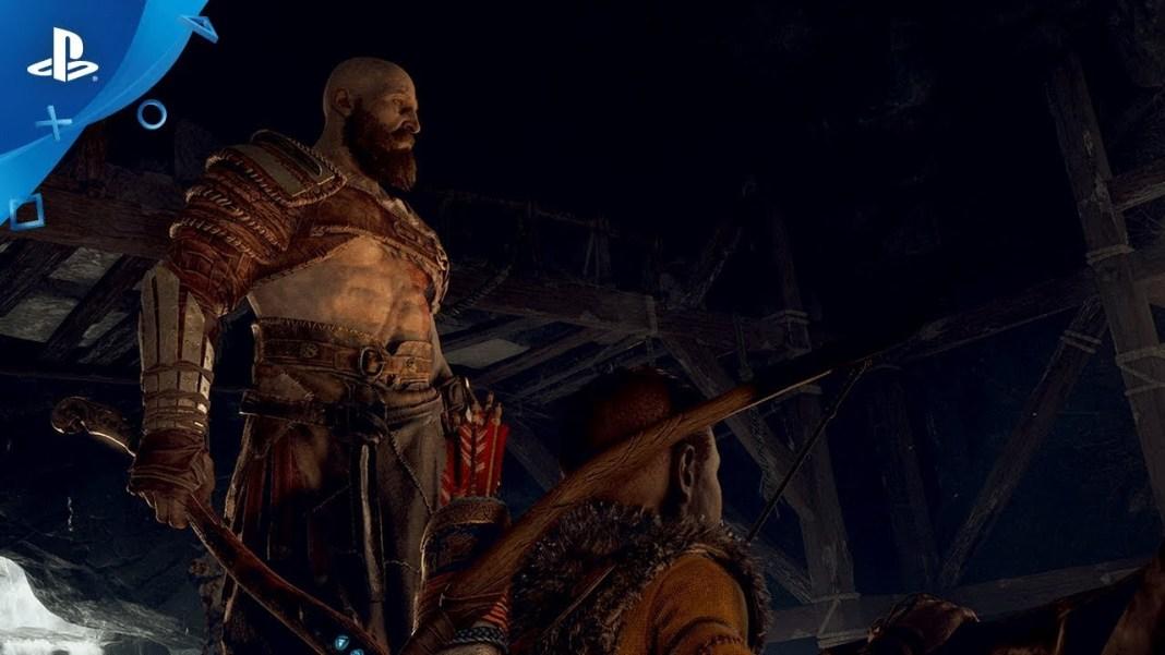 Gameplay de God of War mostrado en la PGW 2017