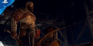 Gameplay de God of War mostrado en la PGW 2017