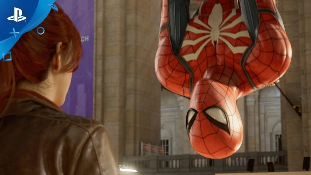 Nuevo tráiler de Spider-Man para PlayStation 4