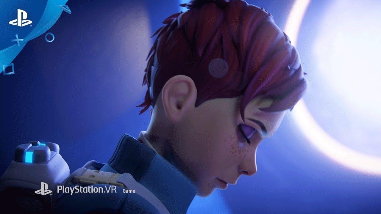 Star Child juego para PSVR se presenta en la PGW 2017